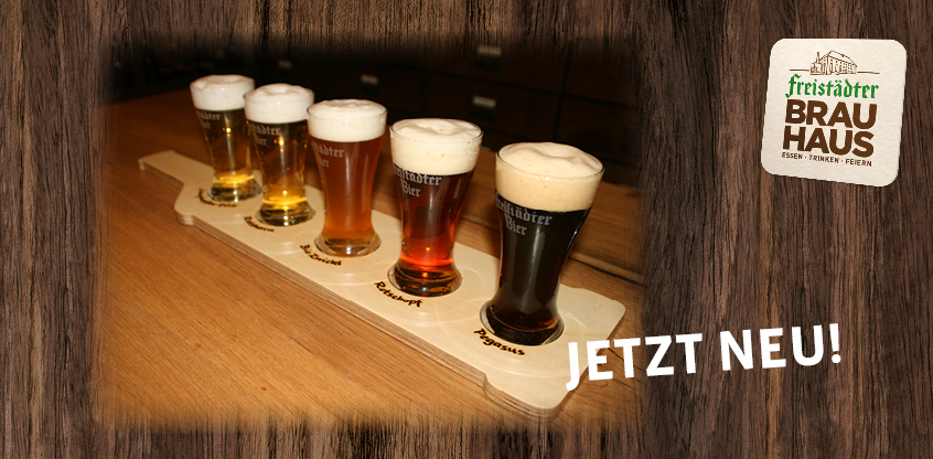 Brauhaus - News & Events - Biertasting